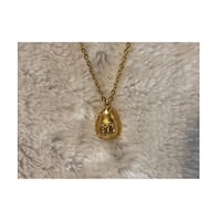 Premier Designs Special Edition 10th Anniversary Egg Necklace
