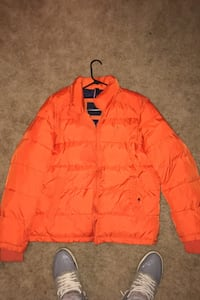 Tommy Hilfiger bubble coat