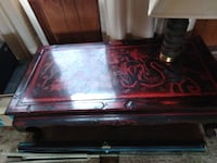 Oriental coffee table WASHINGTON