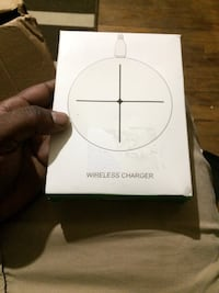 Portable wireless charger  363 mi