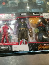 Marvel Legends Series action figure in box Brampton, L6V 1N6