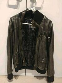 Volcom leather jacket size M LaSalle, H8N