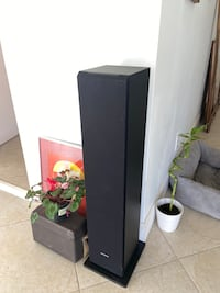 Sony 3 way speaker