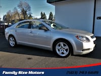 2012 Chevrolet Malibu 4dr LS *CARFAX 1-Owner vehicle* *No accidents reported to CARFAX* *LOW MILES* Milwaukie, 97267