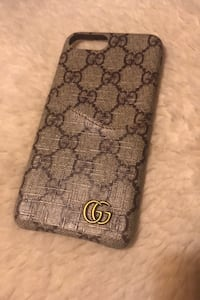 Gucci Iphone 7plus case  Toronto, M6E 3J8