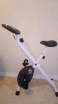 gray and black stationary bike Guelph, N1G
