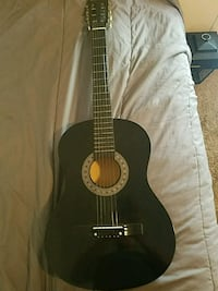 black acoustic guitar Orlando, 32822