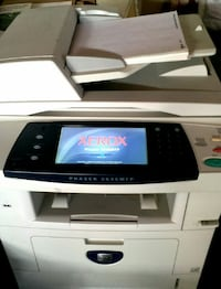 Xerox Phaser 3635 MFP COST $2390 sell for $250 Palm Springs