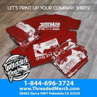 Printing Services Palmdale, 93552