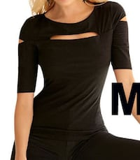 Cut Out Top M Burnaby