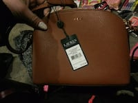*NEW WITH ORIGINAL TAG RALPH LAUREN BAG