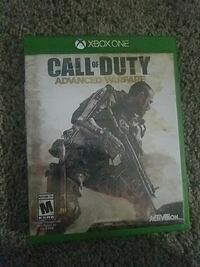 Xbox One Call of Duty game case Smyrna, 19977