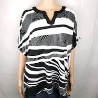 chicos blouse size 2