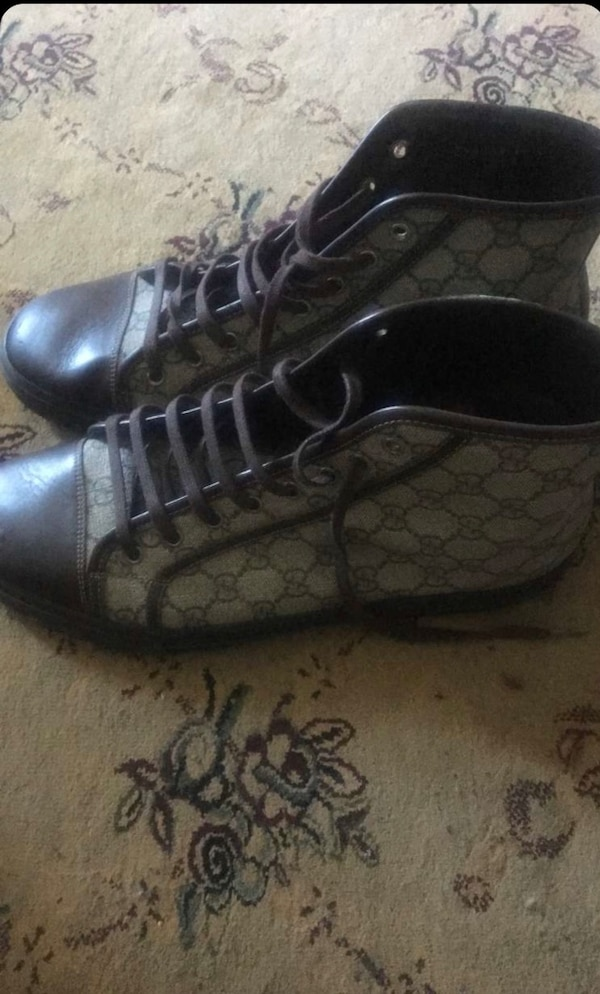 GUCCI SHOES SIZE 12