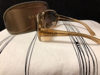 Authentic GUCCI Sunglasses, please contact if interested.  Markham