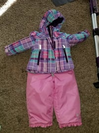 12 month coat and snow pants  Colorado Springs, 80922