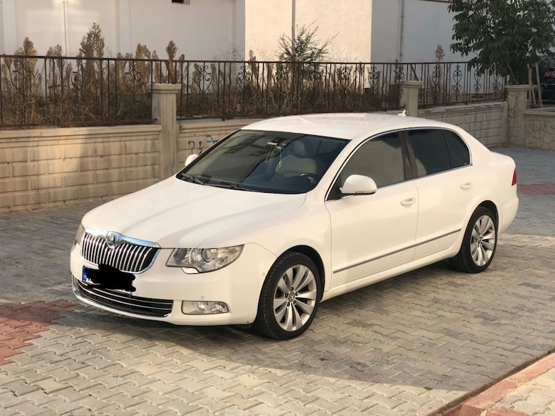 2012 Skoda Superb 1.4 TSI 125 HP ELEGANCE 2