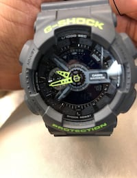 G-Shock watch who ever is interested Un buying the watch please read the info San Diego, 92105