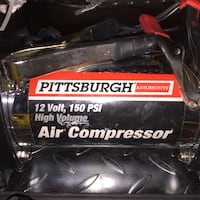 Pittsburgh I am out in the air compressor 12 150 psi Sun City, 85351