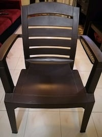 Brown Nilkamal armchair in almost new condition  Mumbai