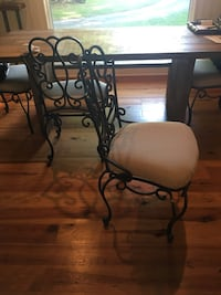 Bombay cast iron chairs Sherrills Ford, 28682