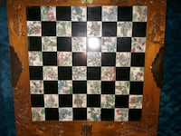 Antique oriental chess board  Denver, 80206