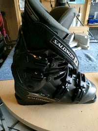 skiing boots size 8 or 41 man Vaughan, L6A 0P3