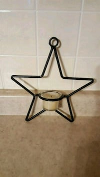 Star candle holder Milwaukee, 53202