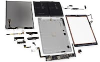 iPad Repair - Shattered Glass, LCD, Charging Port, Battery Washington, 20011