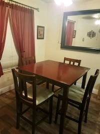 Beautiful Solid cherry wood dining table Antioch