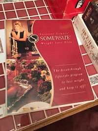 Somersize weight loss guide by Susan Somers Hagerstown, 21740