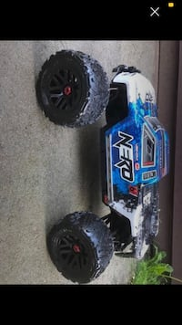 Rc arrma nero not made anymore looking to trade for xmaxx