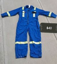 Safety coveralls Edmonton, T5E 3R3