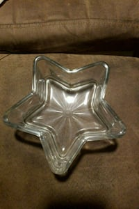 glass star bowls for partys  Jamestown, 14701