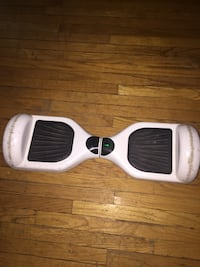 Used white hoverboard/Segway  534 km