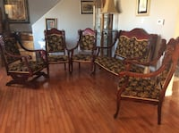 5 piece living rm. set  Lakeshore, N0R