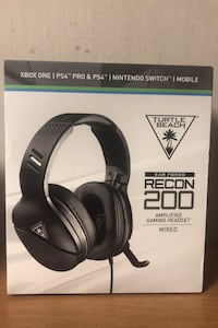 Turtle Beach zest Force Recon 200 Gaming Headset
