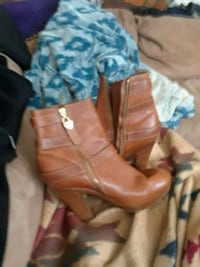Juicy couture ankle boots  Calgary, T3B 0H1