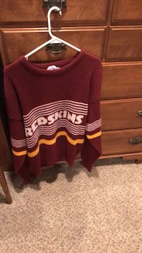 Vintage Redskins Pullover Sweater Olney, 20832