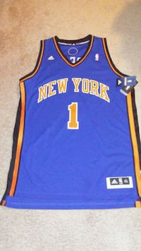 New York Knicks Stoudemire basketball jersey Lakewood