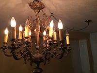 ANTIQUE CHANDELIERS AND DECORATIVE LIGHTING MARKHAM