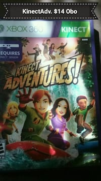 Kinect Adventures Xbox 360 Knoxville, 37919