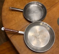 Stainless Steel Pans Windsor Mill, 21244