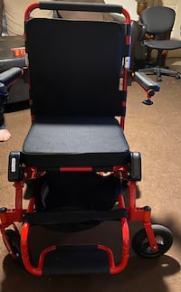 Folding Power Folding Wheelchair (great for travel) Knoxville, 37921
