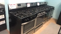 Stainless steel gas stove 90 days warranty Reisterstown, 21136