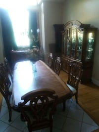 12 piece dining room table and chair set Waxhaw, 28173