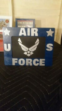 HANDMADE US AIR FORCE DESK SIGN ALL BRANCHES AVAIL Elkhart, 46514