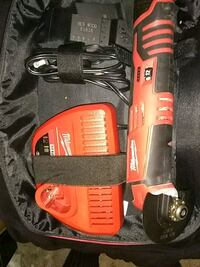 red and black Black & Decker cordless hand drill Everett, 98204