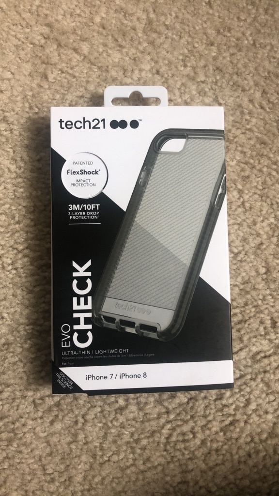 tech 21 iphone 7/8 case