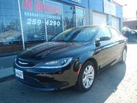 2016 CHRYSLER 200 LX *FR $499 DOWN GUARANTEED FINANCE Des Moines
